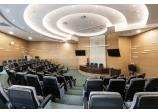 Acoustic treatment of courtrooms