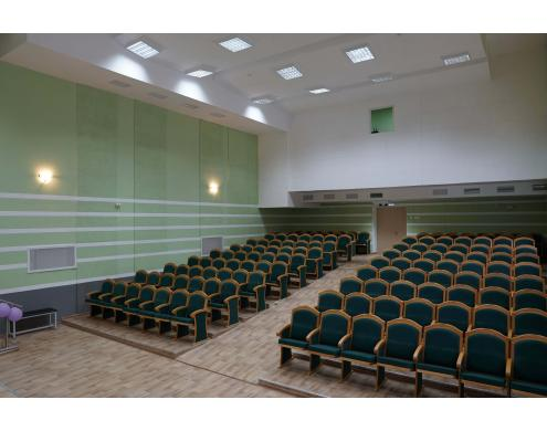 Concert hall in the Children's Music School