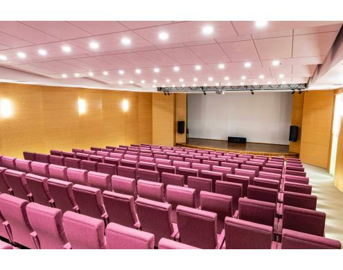 Renovation of Samarsky Health Resort event hall